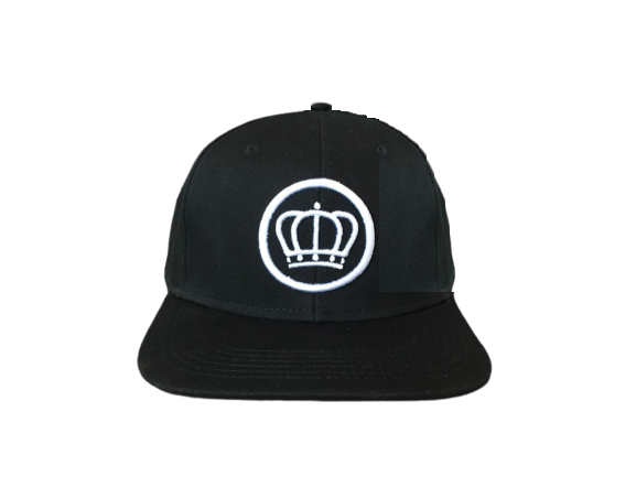 JE Snapback Hat Classic Black