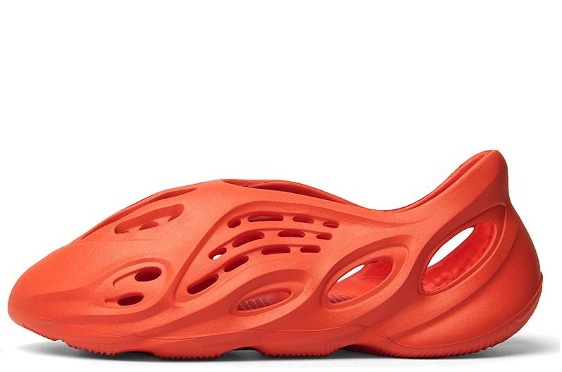 JE Runner Eva Foam Sport Sandal Shoes Orange