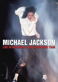 Michael Jackson - Live In Bucharest: The Dangerous Tour (Clearnce)