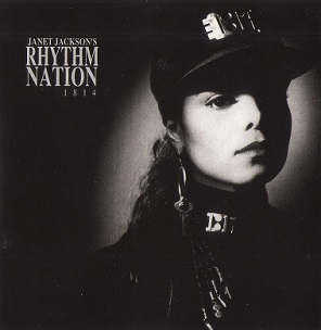 Janet Jackson\\\'s Rhythm Nation 1814 (Clearnce)