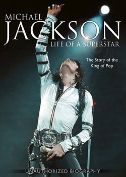Michael Jackson: Life of a Superstar Unauthorized DVD (2009) (Clearnace)