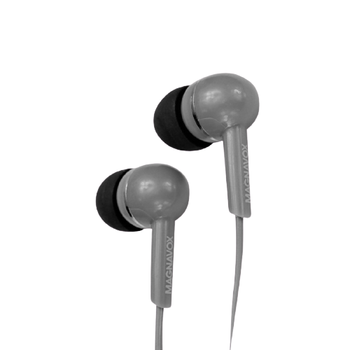 Magnavox - Shuffle Clear Bass In Ear Headphone (MHP4850)