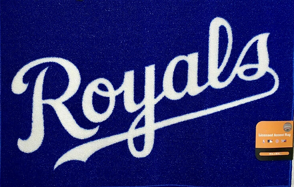 MLB - Kansas City Royals All-Star Licensed Accent Rug