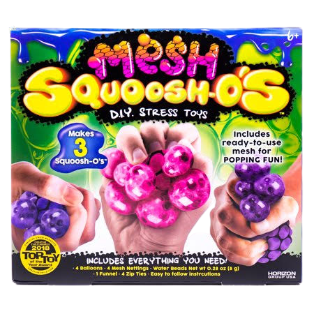 Mesh SQUOOSH-O\'S