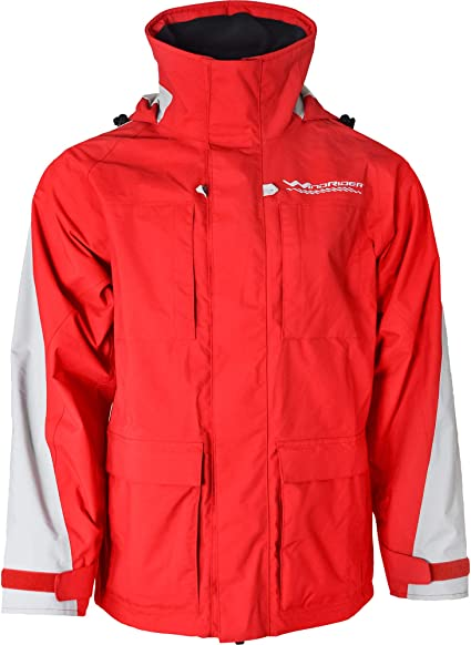 WindRider Pro Rain Jacket | Foul Weather Jacket | Fishing, Sailing, Boating