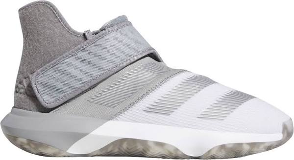 New adidas Harden B/E 3 Basketball Shoes Grey Male (size 4 1/2)  EF5293