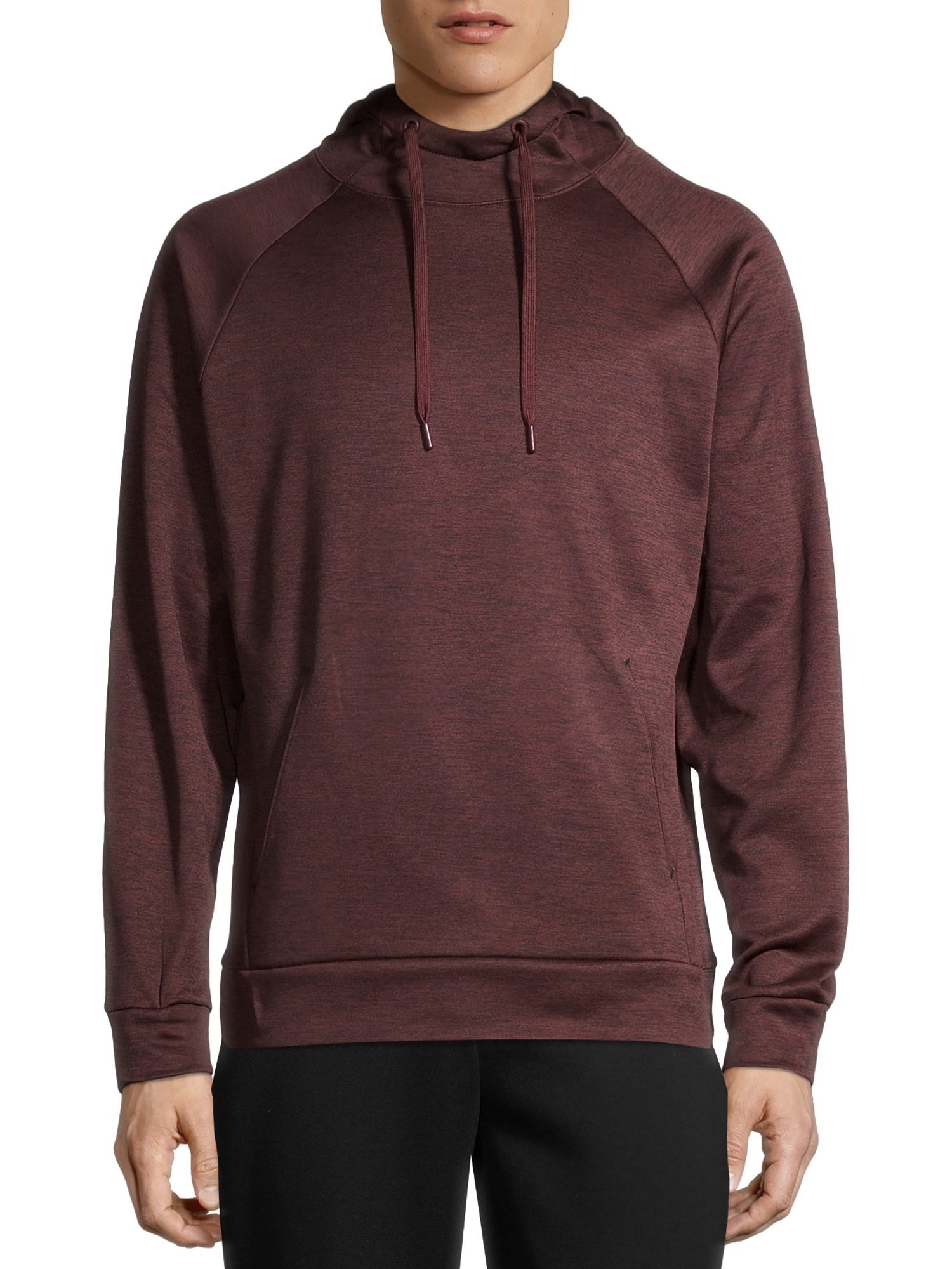 Russell Men's Active Tech Fleece Pullover Hoodie Red Size (L/G 42-44)