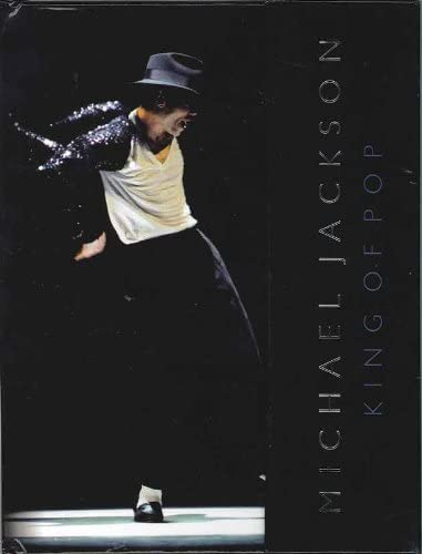 Continental Accessory Corp. Michael Jackson Magnetic Journal, Casebound, 100 Sheets, 8.25 x 6.25 inches, Red One Journal (512C)