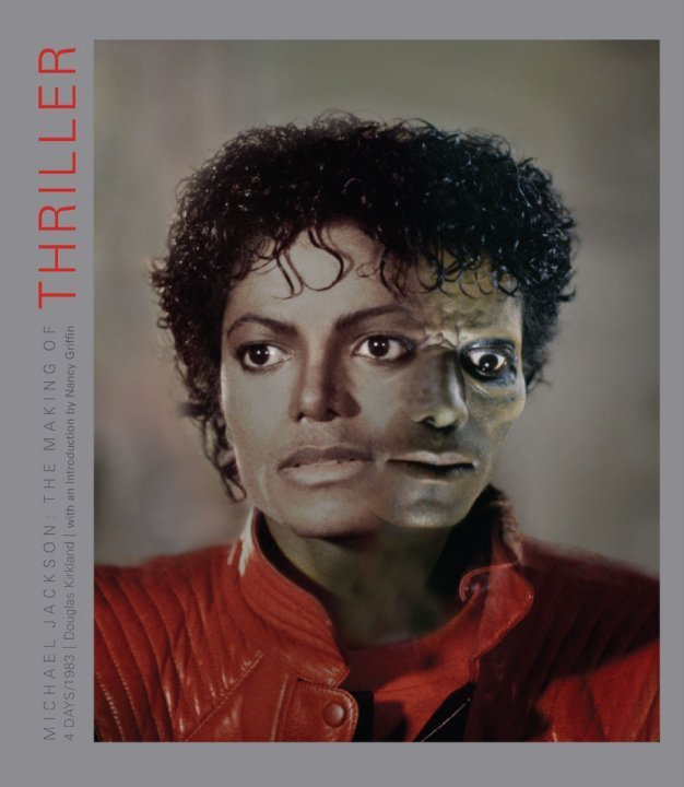 Michael Jackson: The Making of Thriller 4 Hardcover – Picture Book