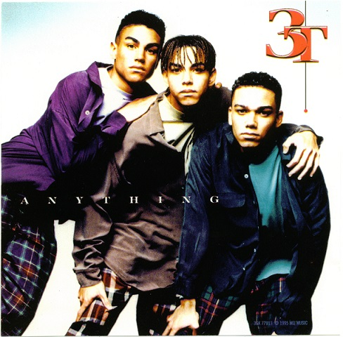 3T - Anything CD single