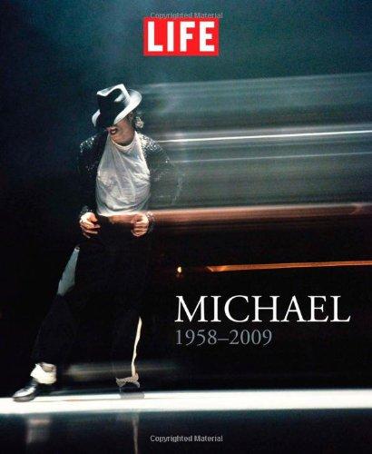 Life Commemorative: Michael Jackson Hardcover Michael 1958-2009 [CLEARANCE]