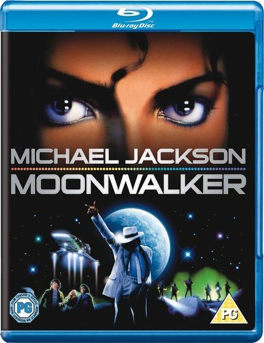 Michael Jackson: Moonwalker [Blu-ray]