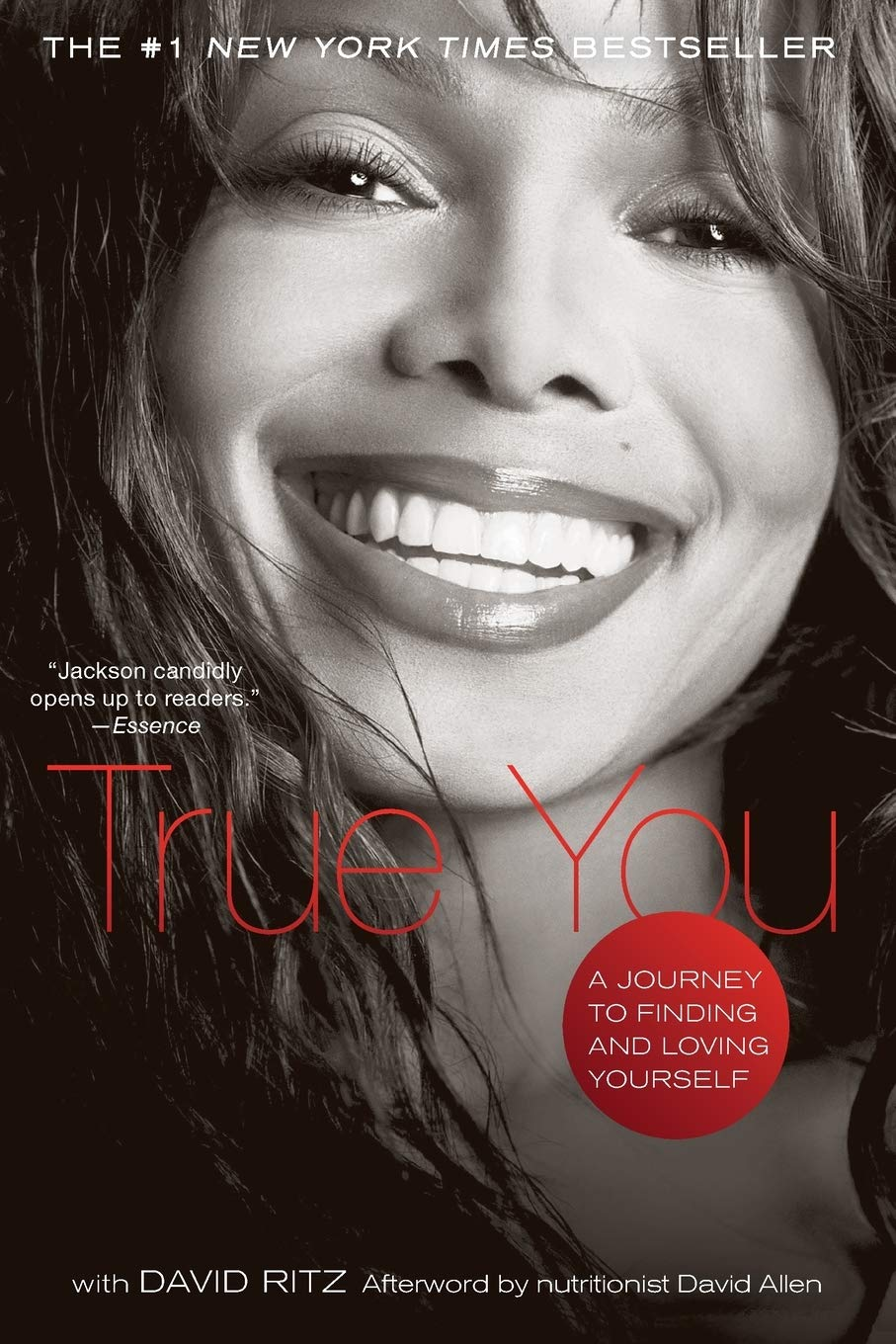 True You: A Journey to Finding and Loving Yourself - Janet Jackson (Hardbook)