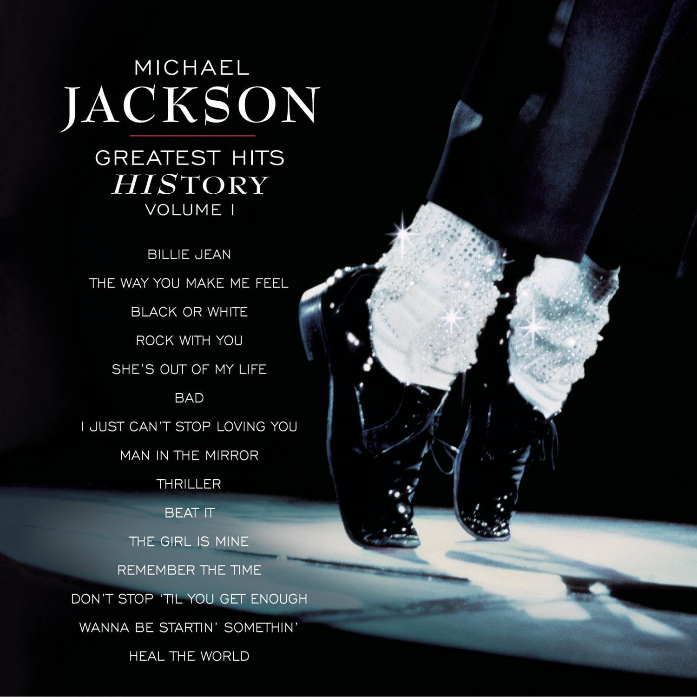 Michael Jackson : Greatest Hits: HIStory, Vol. 1 - CD