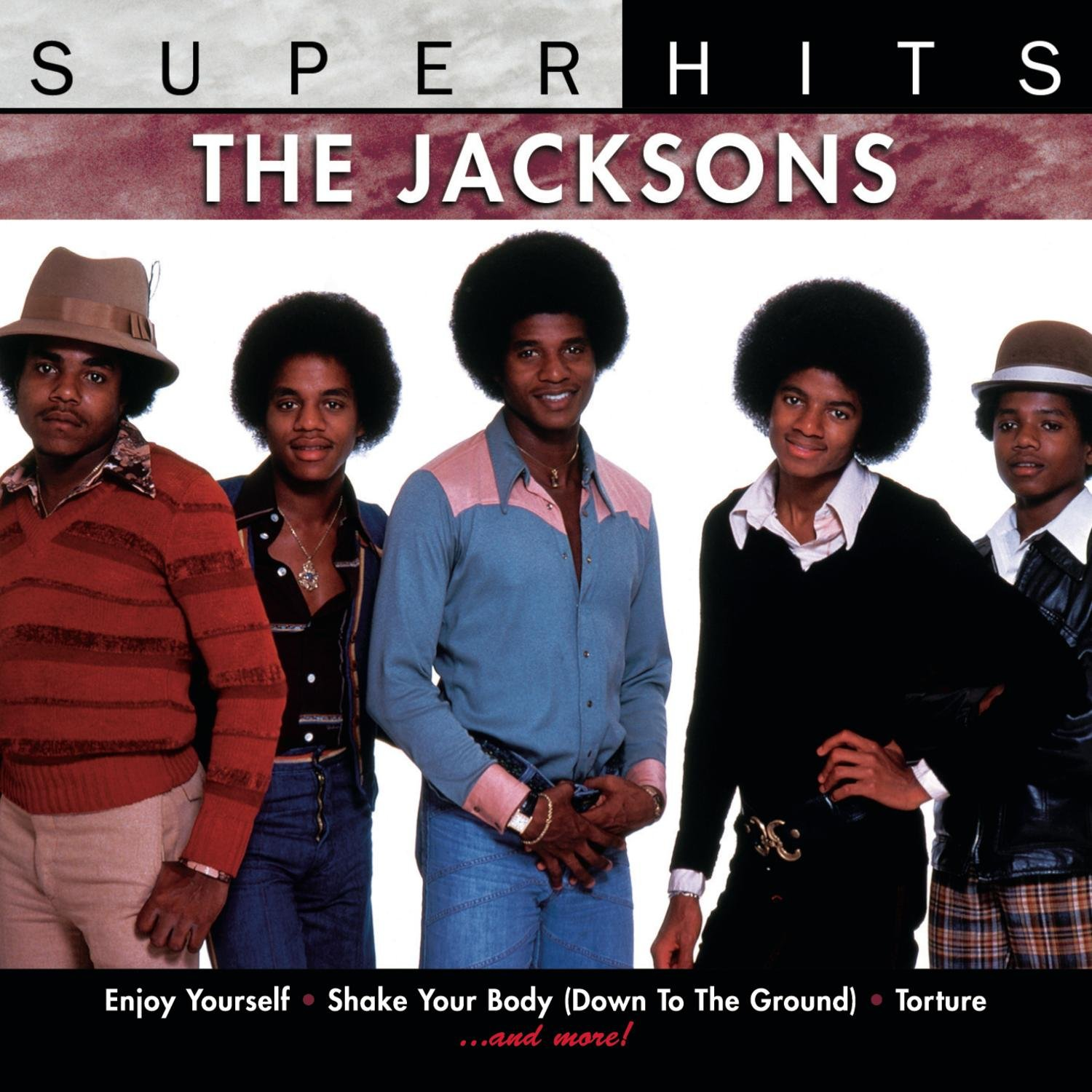 THE JACKSONS - Best Of Greatest Super Hits - CD