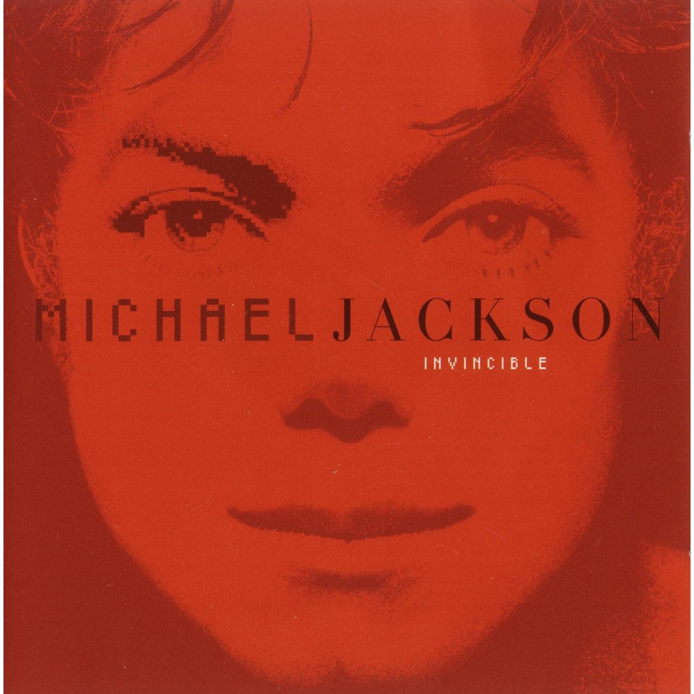 Michael Jackson - Invincible (Red Cover Edition)