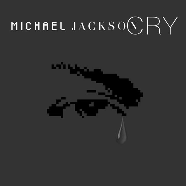 Michael Jackson - Cry - import, CD Single