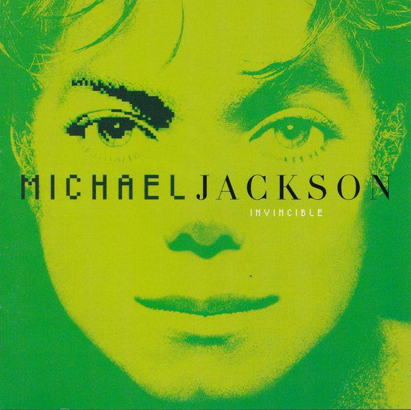 Michael Jackson - Invincible (Green Cover Edition)