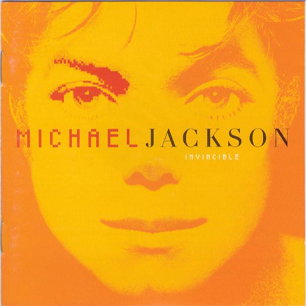 Michael Jackson - Invincible (Orange Cover Edition)