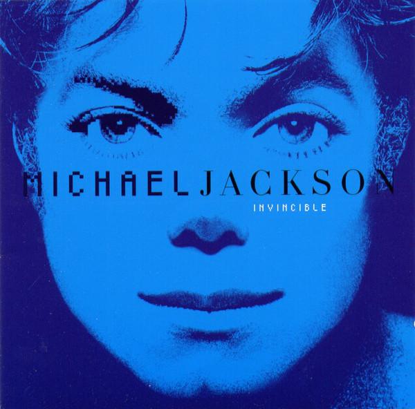 Michael Jackson - Invincible (Blue Cover Edition)