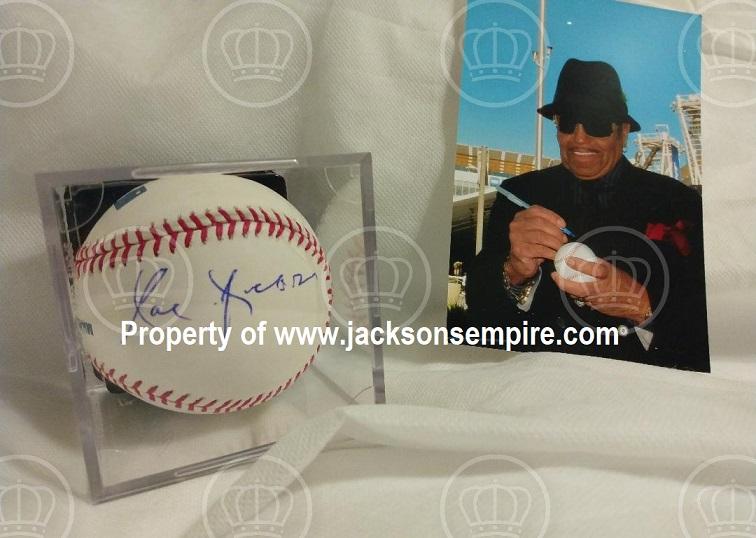 Authentic Joe Jackson Autographed Baseball