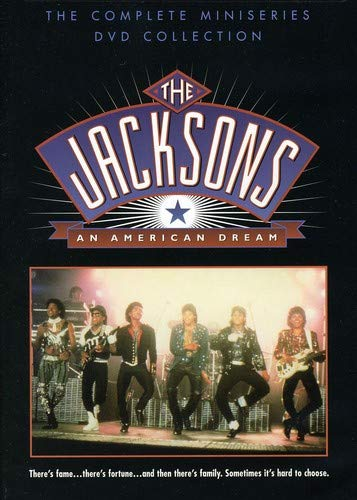 The Jacksons: An American Dream- The Complete Miniseries DVD