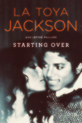 La Toya Jackson - Starting Over Hardcover [CLEARNCE]