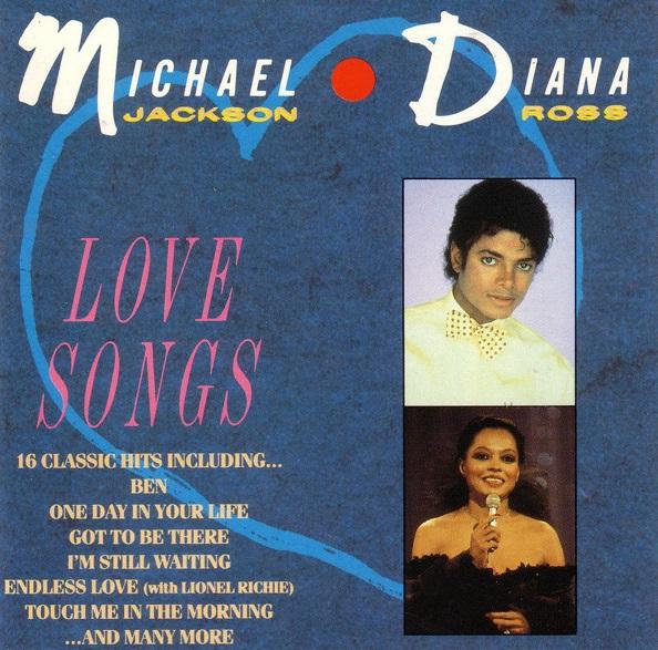Michael Jackson Diana Ross - Love Songs