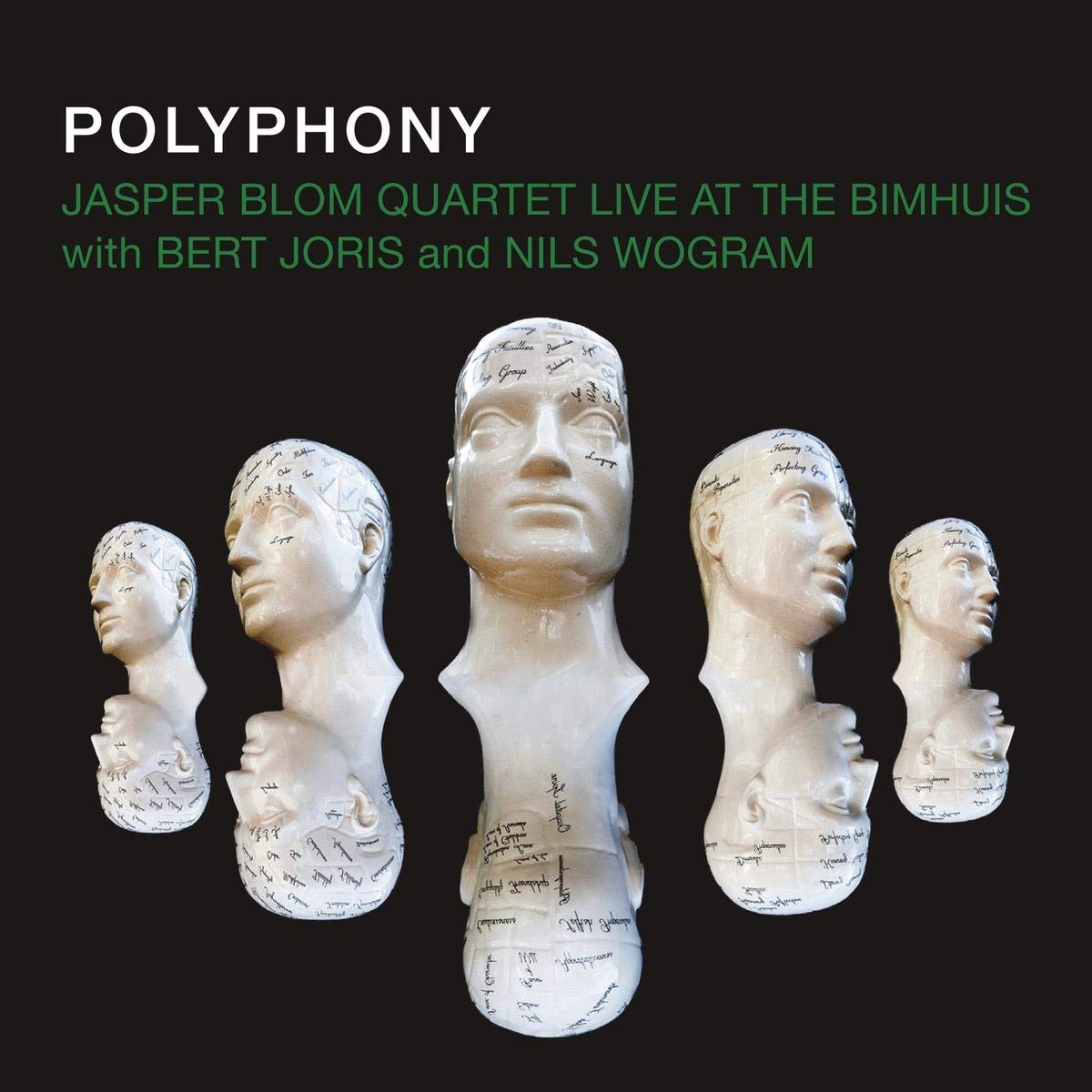 Jasper Bloom Quartet - Polyphony