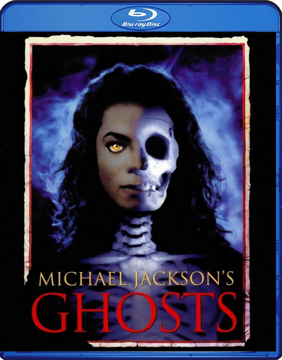 Michael Jackson - Ghosts - Blu Ray