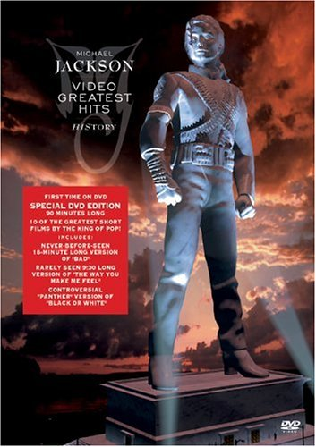 Michael Jackson Video Greatest Hits - HIStory Special Edition